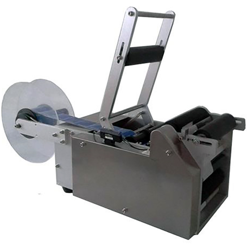 Этикетировщик полуавтоматический для круглых бутылок PFL-50